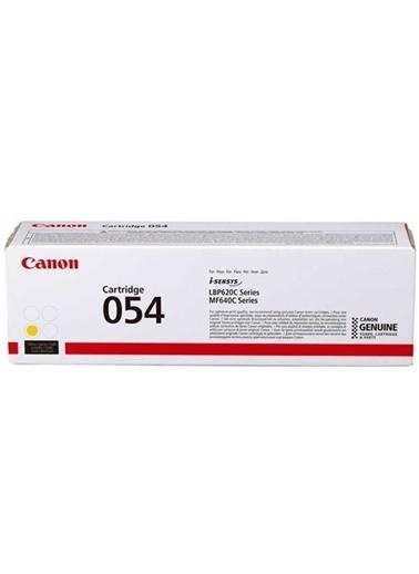Canon Canon 3025C002 Crg 054 H  Toner Sarı